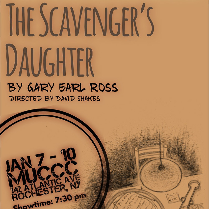 The Scavengers Daughter by Gary E. Ross