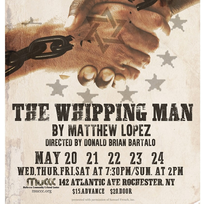 cancelled- The Whipping Man By Matthew Lopez
