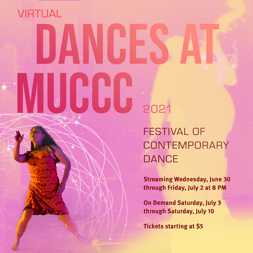 Virtual Dances at MuCCC- online event
