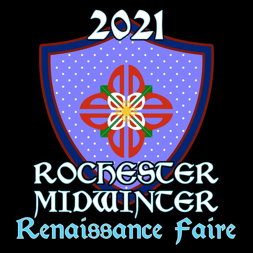 The 2021 Rochester Midwinter Renaissance Faire
