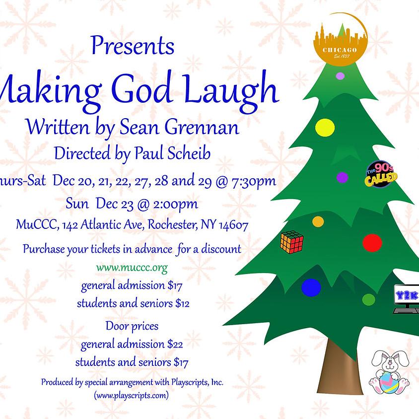 Making God Laugh By Sean Grennan