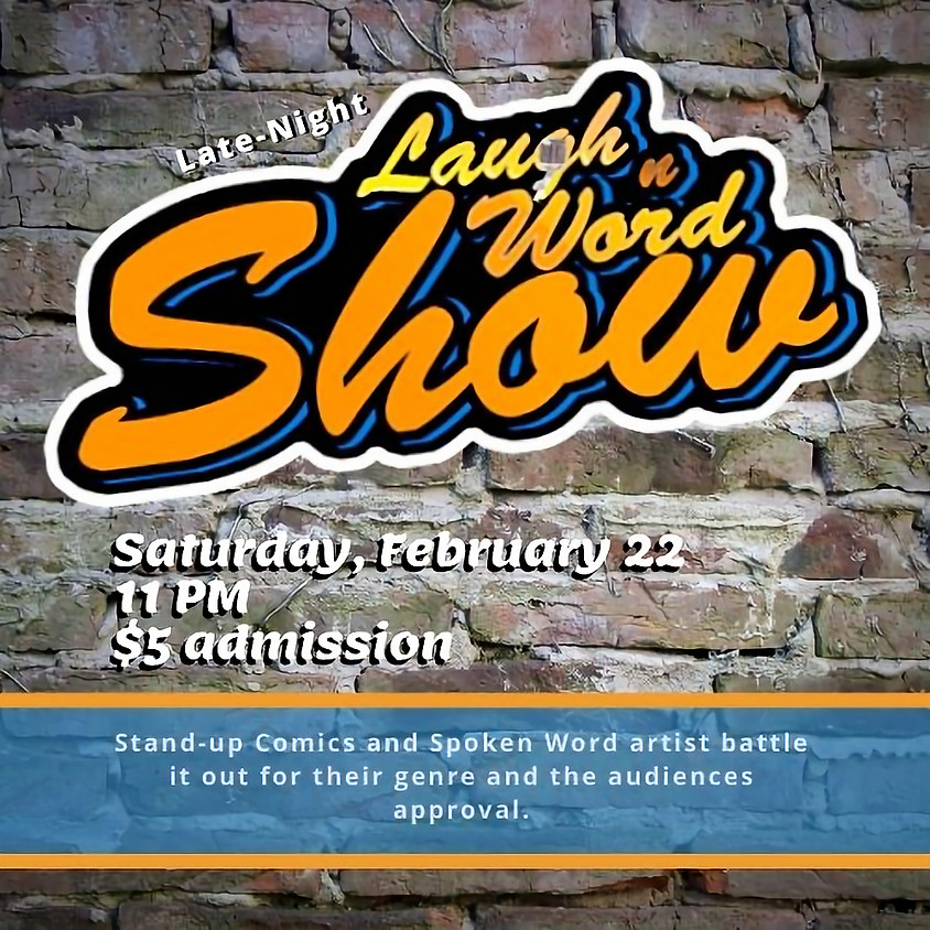 Laugh n Word Show