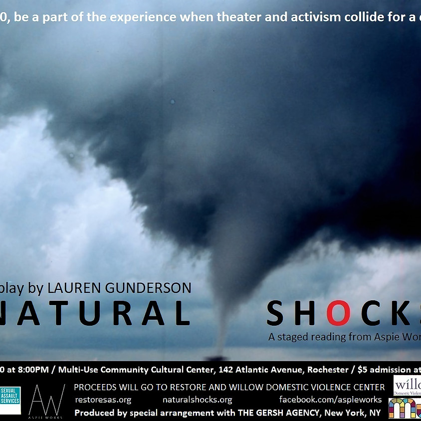 Natural Shocks - a staged reading from Aspie Works