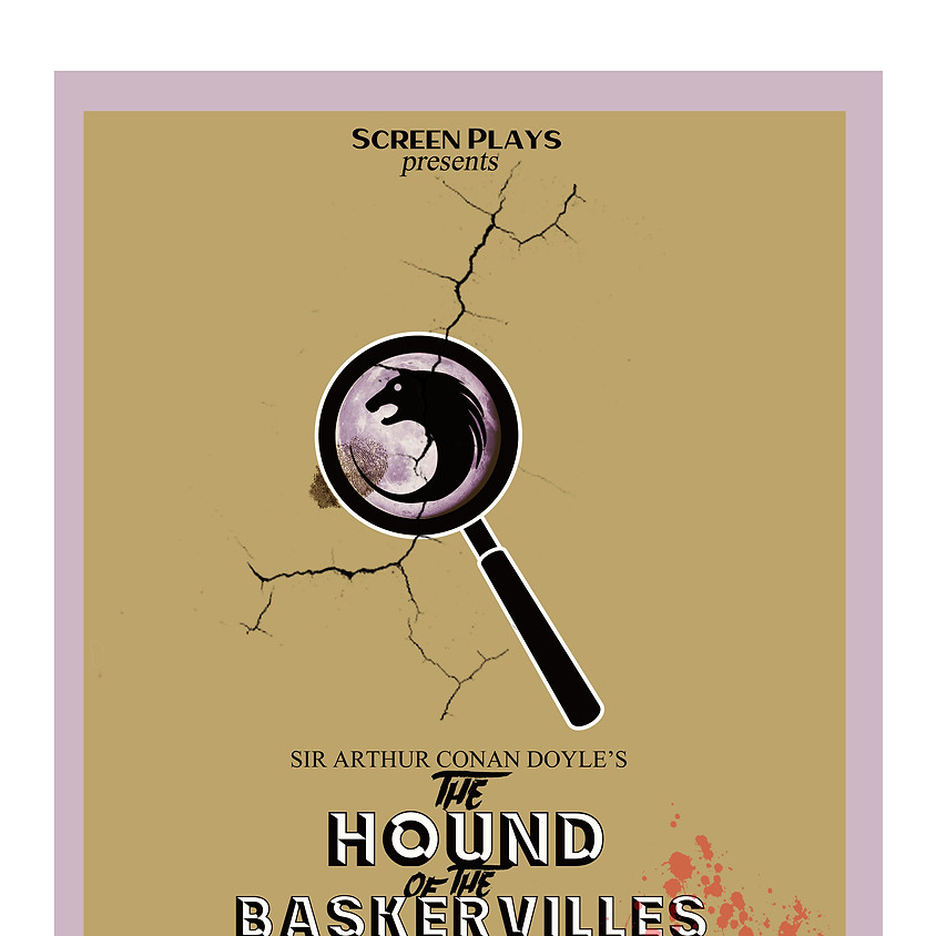 """cancelled-  """"The Hound of the Baskervilles"""" (1)"""