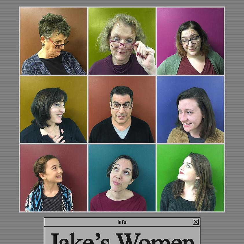Jake's Women By Neil Simon