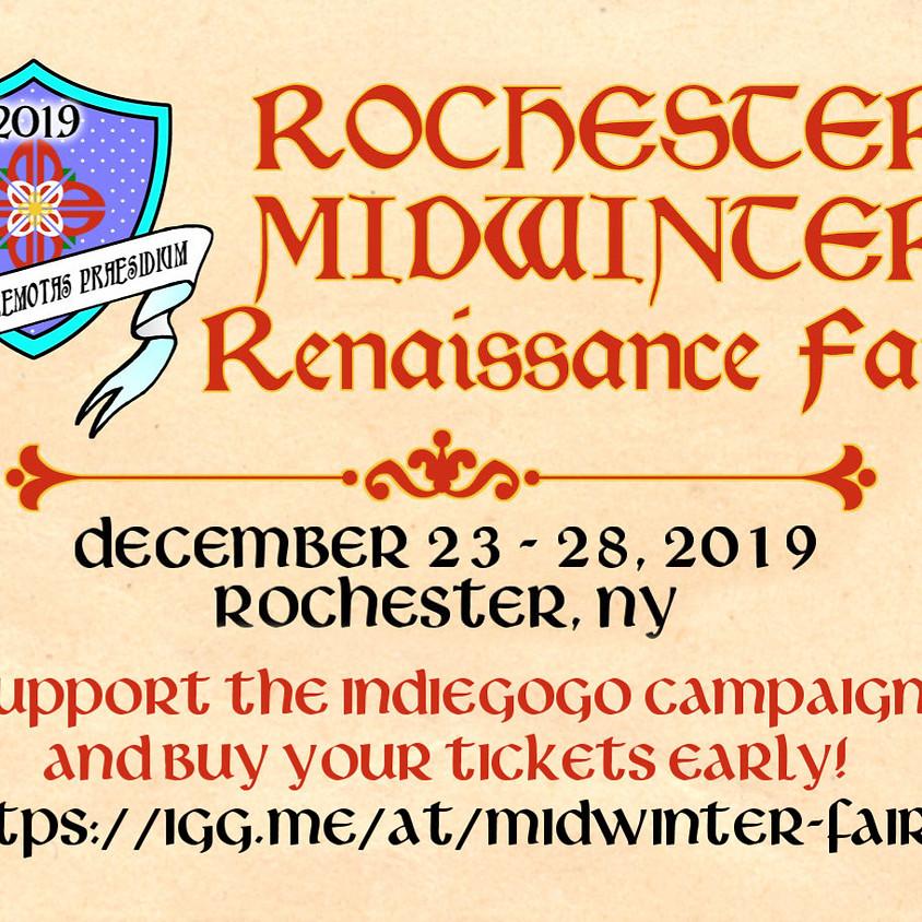 The Rochester Midwinter Renaissance Faire