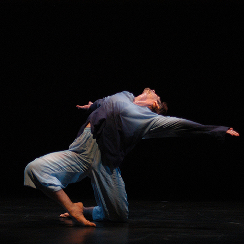 Render, a short evening of new and evolving works by established choreographers Hansen, Roffe, and Aceto