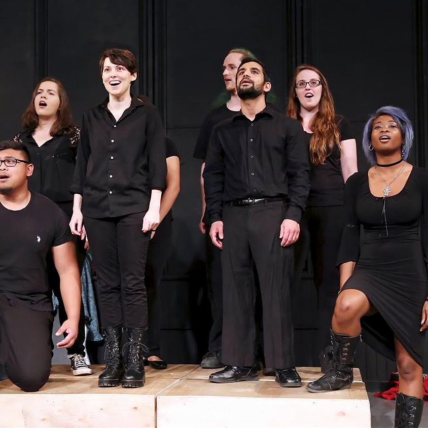 DVC Presents WE ARE (A)LIVE, a musical fundraiser!