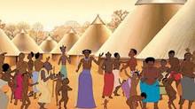 « Il faut tout un village pour élever un enfant »