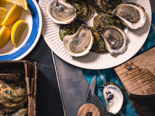 24 huîtres de choix - La St-Simon