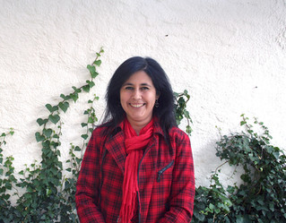 Los rostros de AlVelAl: Carmen Román Reche