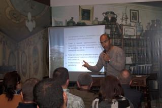AlVelAl presenta el proyecto de restauración de La Muela