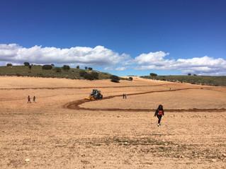 Taller Anti-erosión, cuidando nuestros suelos