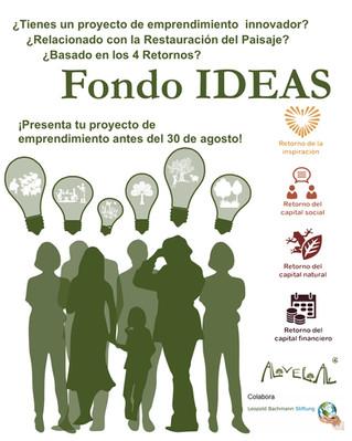 AlVelAl abre el plazo de solicitud del fondo IDEAS