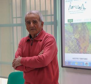 Los Rostros de AlVelAl: Antonio Juan García