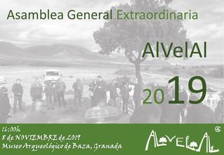 AlVelAl convoca asamblea extraordinaria para noviembre