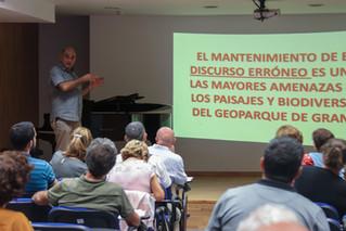 La oportunidad de desarrollo territorial del Geoparque de Granada
