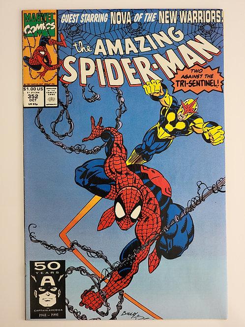 Amazing Spider-Man #352