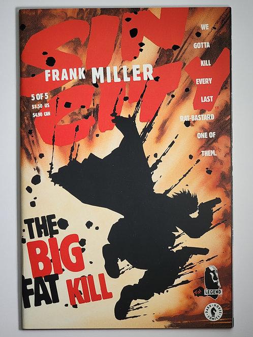 Sin City The Big Fat Kill #5