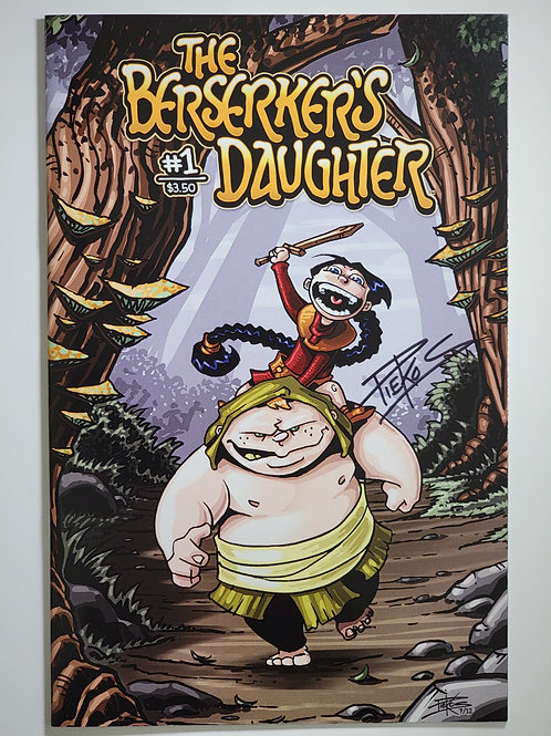 Berserker's Daughter #1
