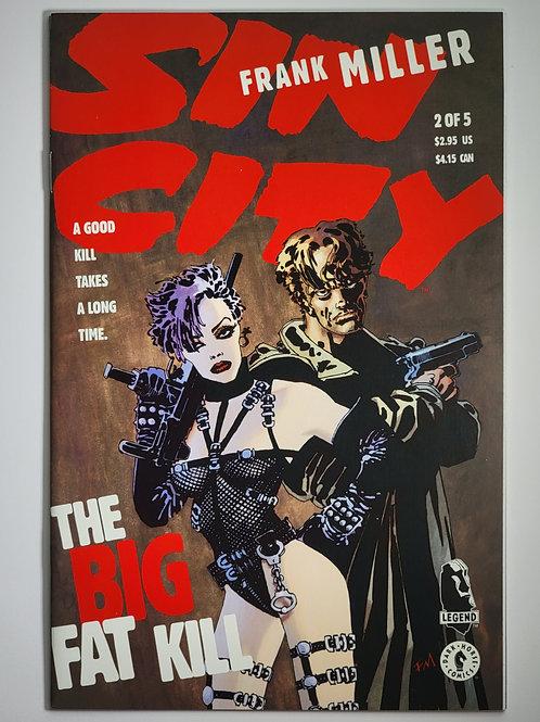 Sin City The Big Fat Kill #2