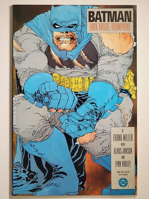 Batman: Dark Knight Returns #2