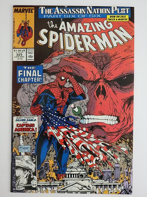 Amazing Spider-Man #325