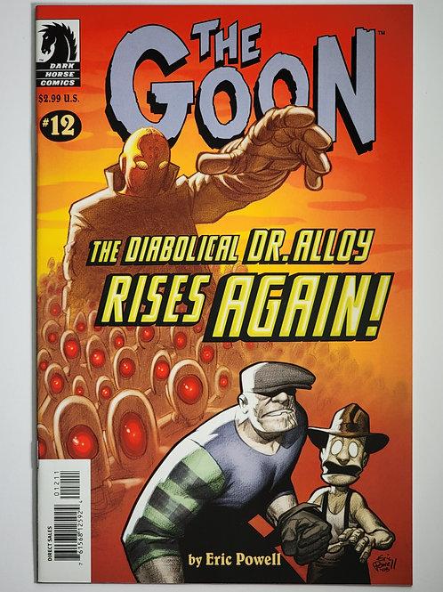 The Goon #12