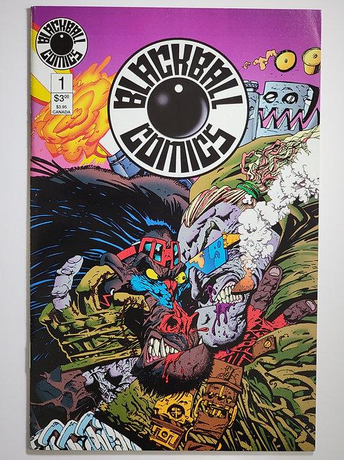 Blackball Comics #1