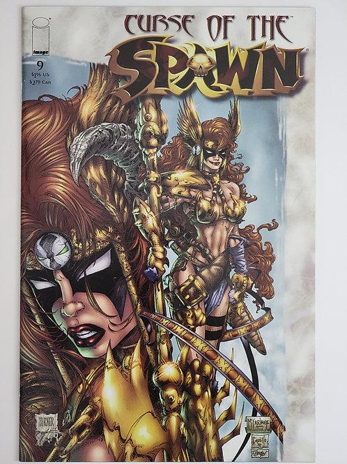 Curse of Spawn #9