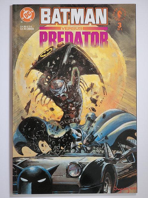 Batman versus Predator #3