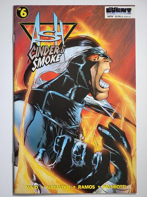 Ash: Cinder & Smoke #6
