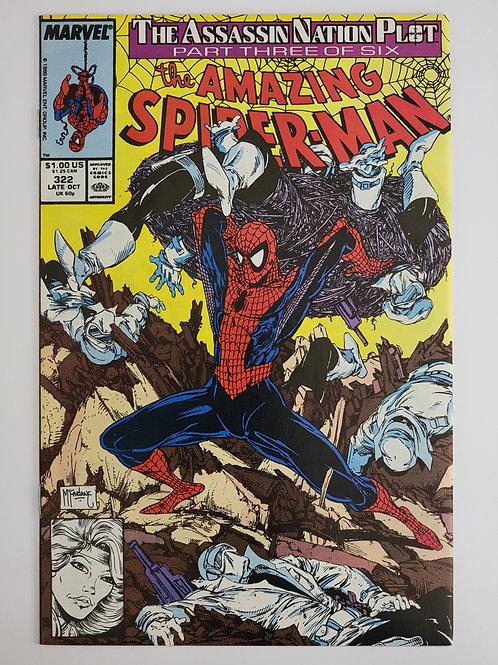Amazing Spider-Man #322