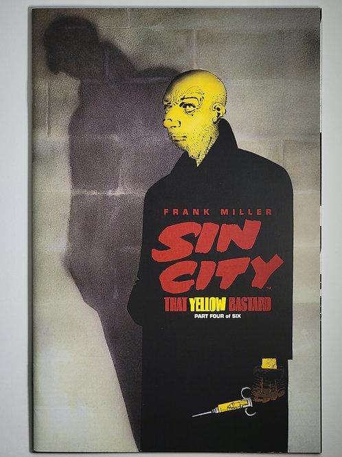 Sin City That Yellow Bastard #4