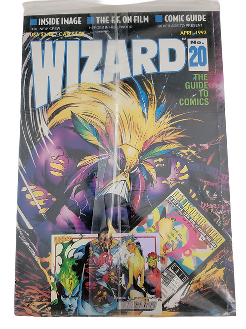 Wizard The Guide To Comics #20