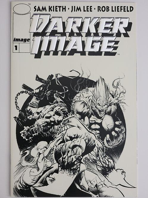 Darker Image #1 (Black & White)