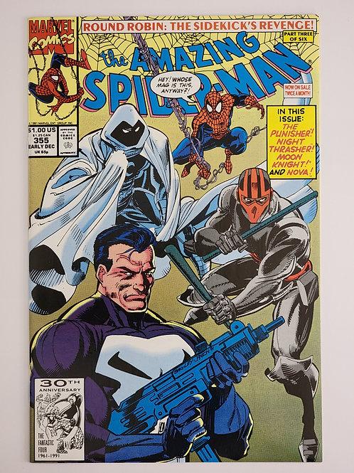 Amazing Spider-Man #355