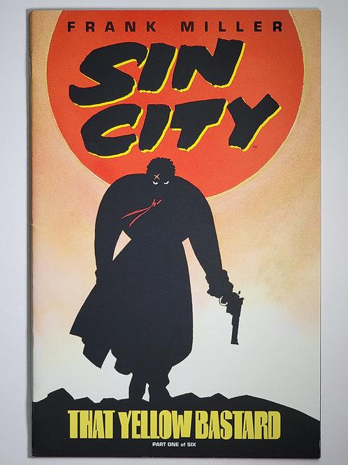 Sin City That Yellow Bastard #1