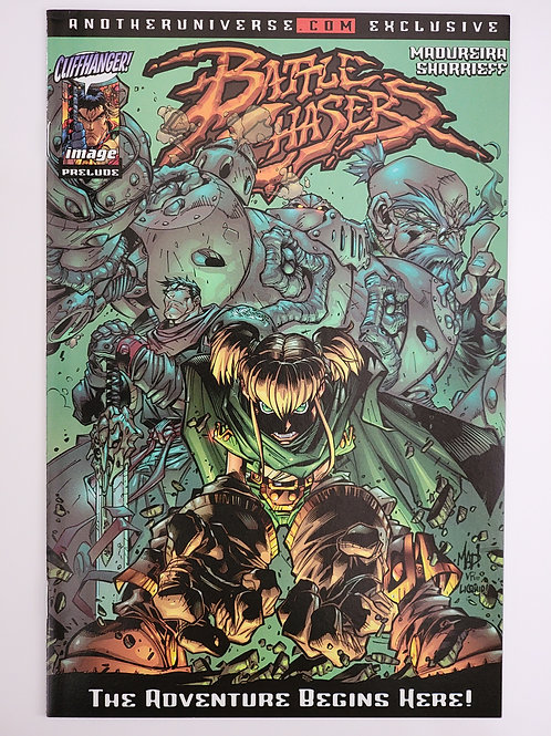 Battle Chasers Prelude