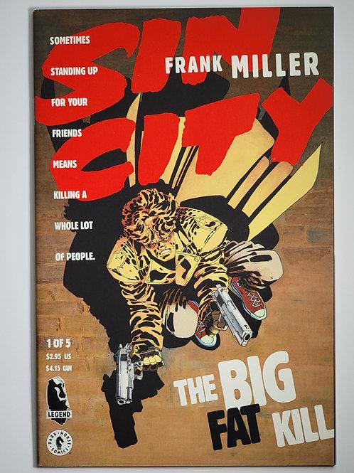 Sin City The Big Fat Kill #1