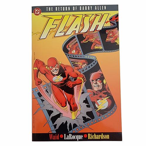 Flash The Return of Barry Allen TPB