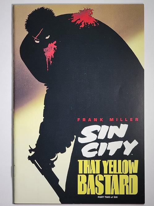 Sin City That Yellow Bastard #2