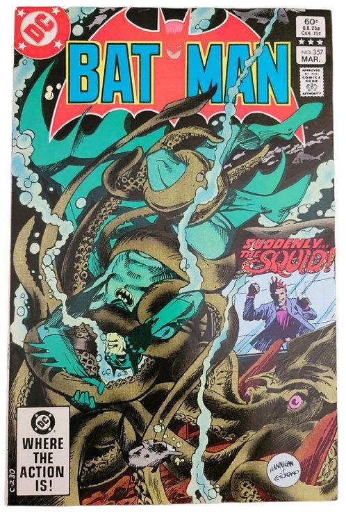 Batman #357 (1st Jason Todd)