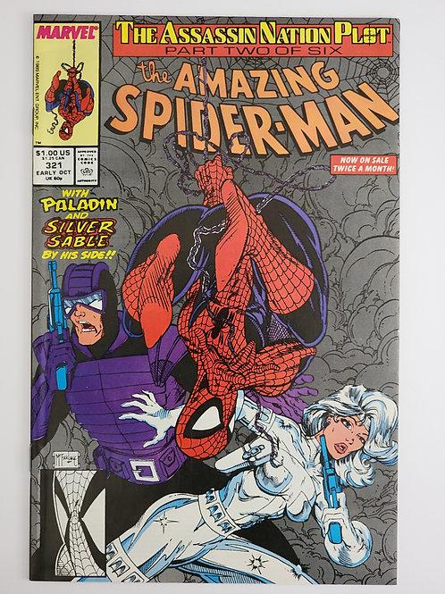 Amazing Spider-Man #321
