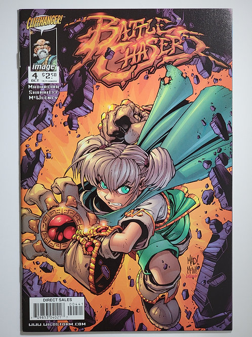 Battle Chasers #4 (Gully)