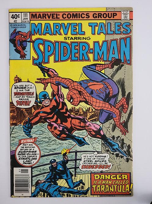 Marvel Tales #111