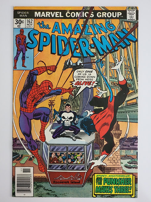 Amazing Spider-Man #162 (1st Jigsaw)