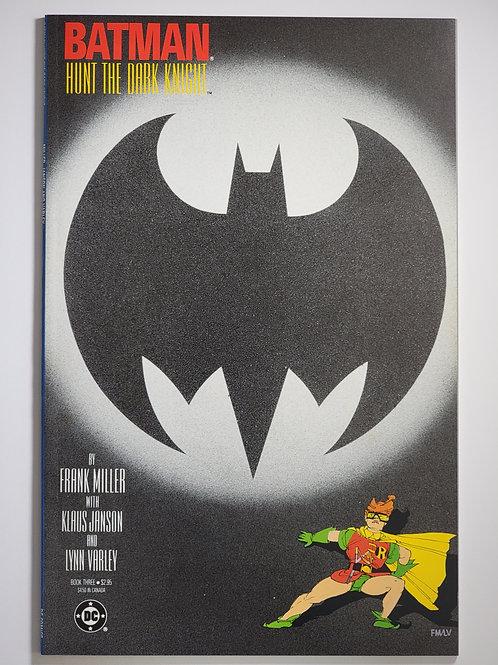 Batman: Dark Knight Returns #3