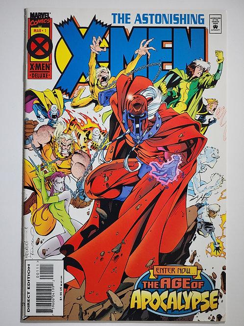 Astonishing X-Men#1