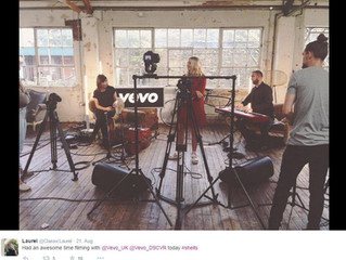VEVO ‪#‎theonestowatch‬ Session